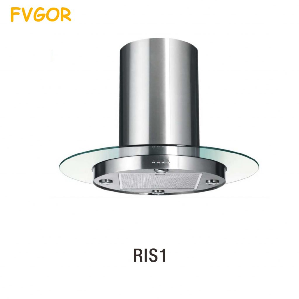 Stainless Steel Filter Ce Approved Round Range Hood Buy Round