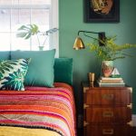 Tropical Master Bedroom Decorating Ideas