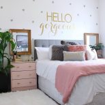 Surprise Teen Girls Bedroom Makeover Classy Clutter Blog Teen