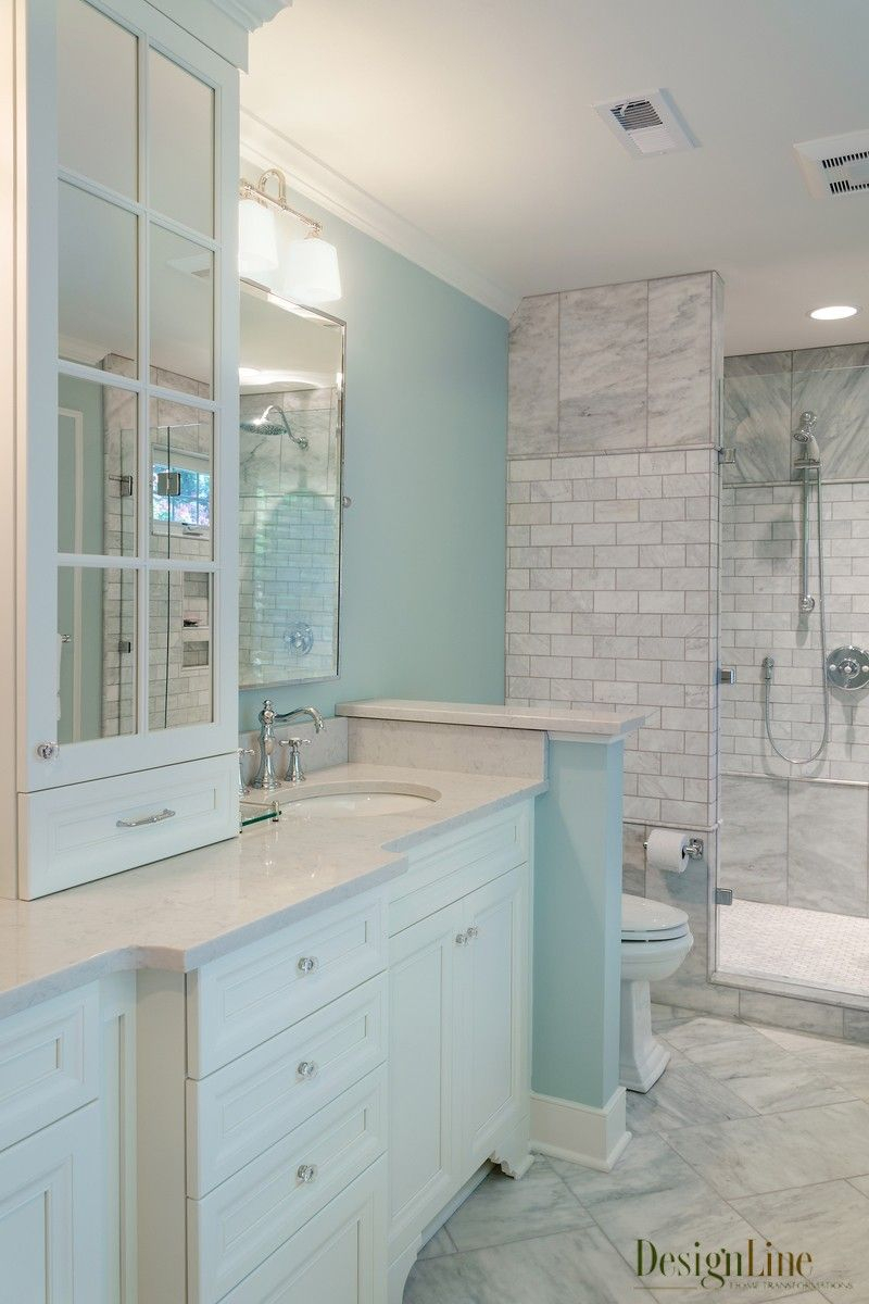 Swanky Bathroom In 2019 Master Bathroom Beach House Bathroom