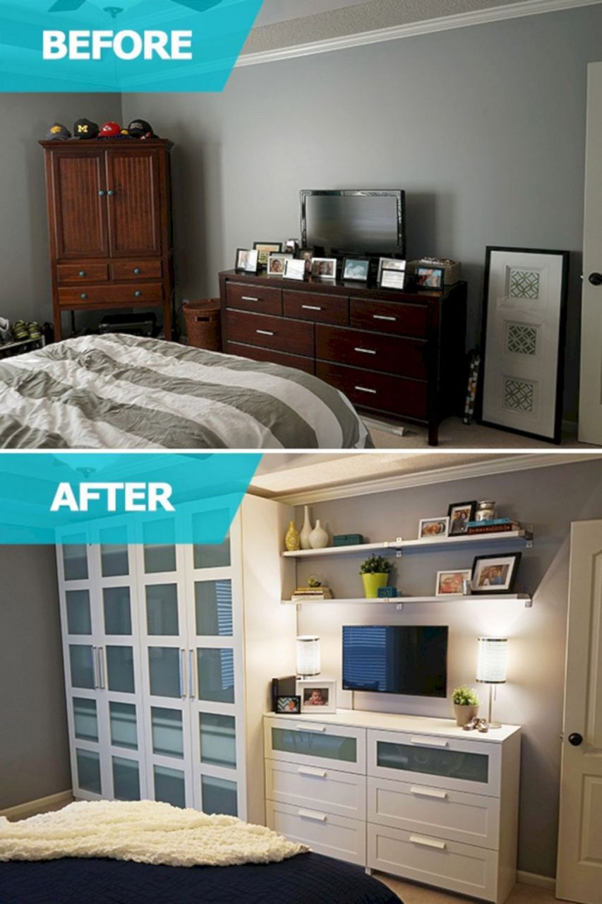 The Best Bedroom Storage Ideas For Small Room Spaces No 80 Home