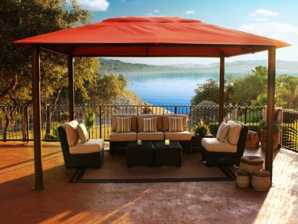 The Canopy Outdoor Patio Gazebo Home Inspirations