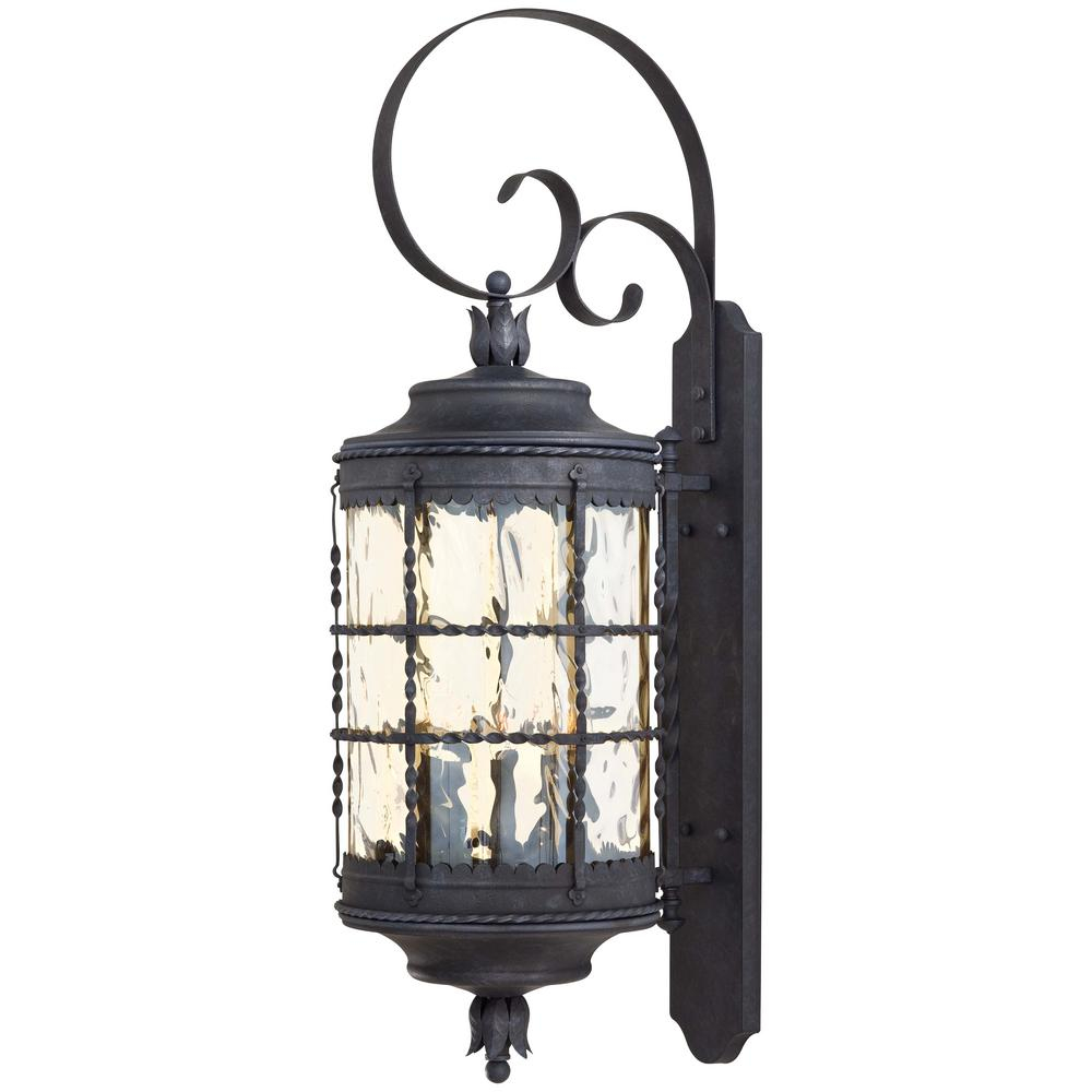 The Great Outdoors Minka Lavery Mallorca 5 Light Spanish Iron