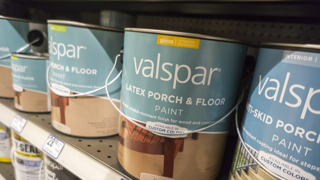 The Top 10 Best Selling Valspar Paint Colors Architectural Digest