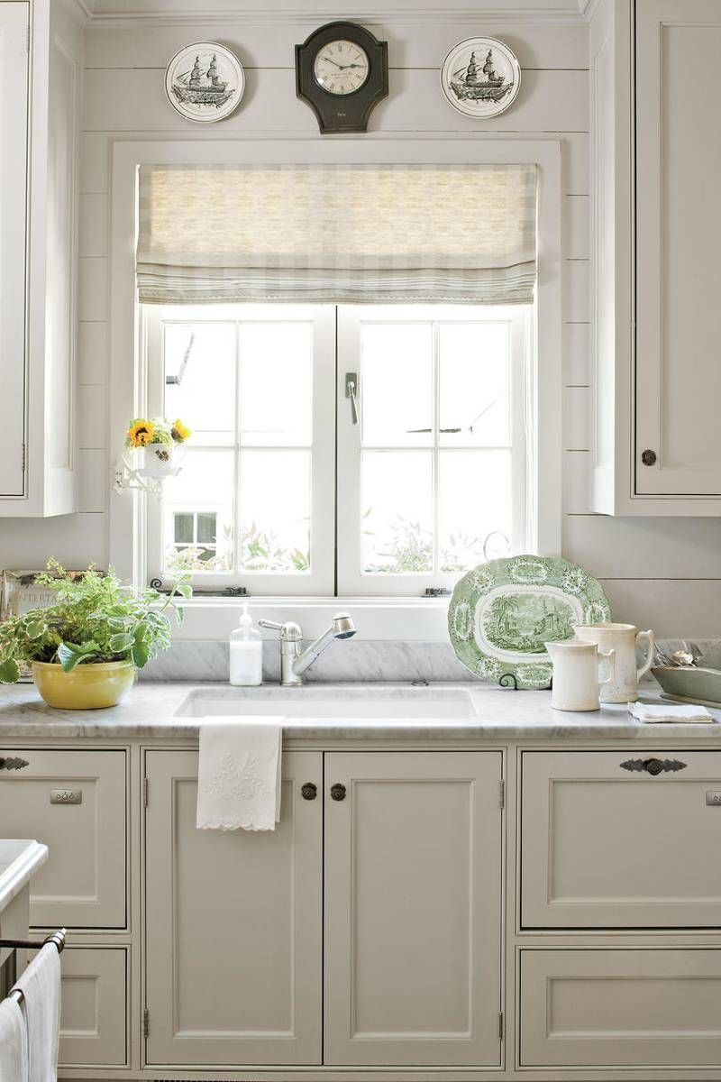Tiny Kitchens Youll Love In 2019 Kitchen Window Ideas Cottage