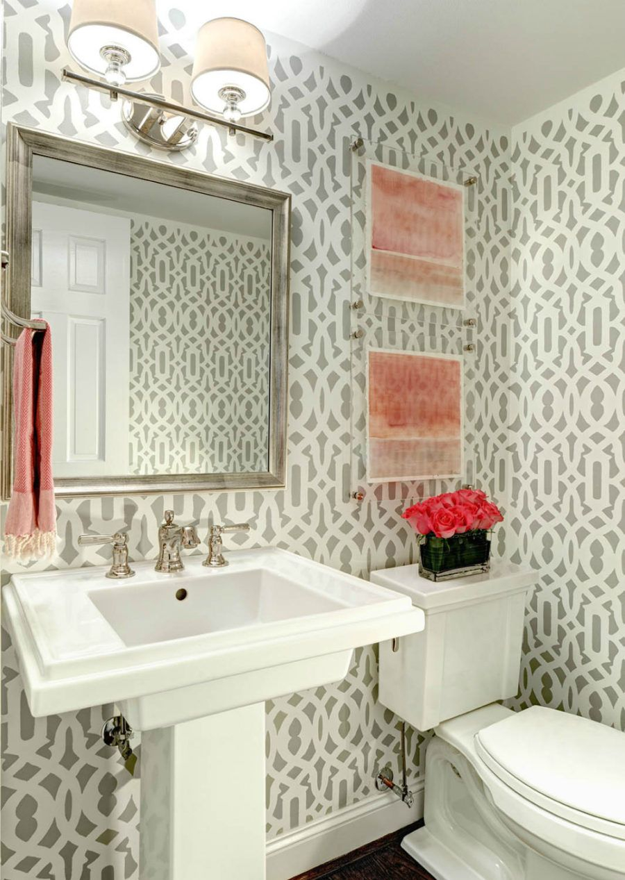 Top 10 Stunning Powder Room Decorating Ideas For 2018 Interior