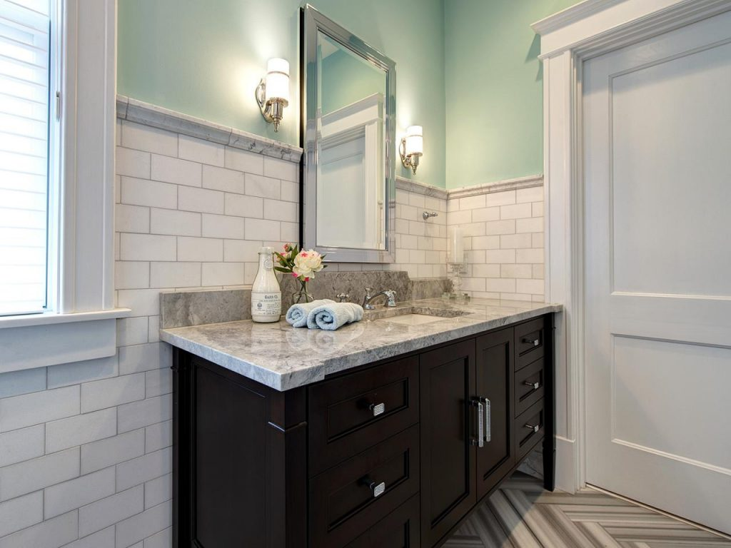 Top 30 Brilliant Black Bathroom Tiles Grey Flooring Gray And White