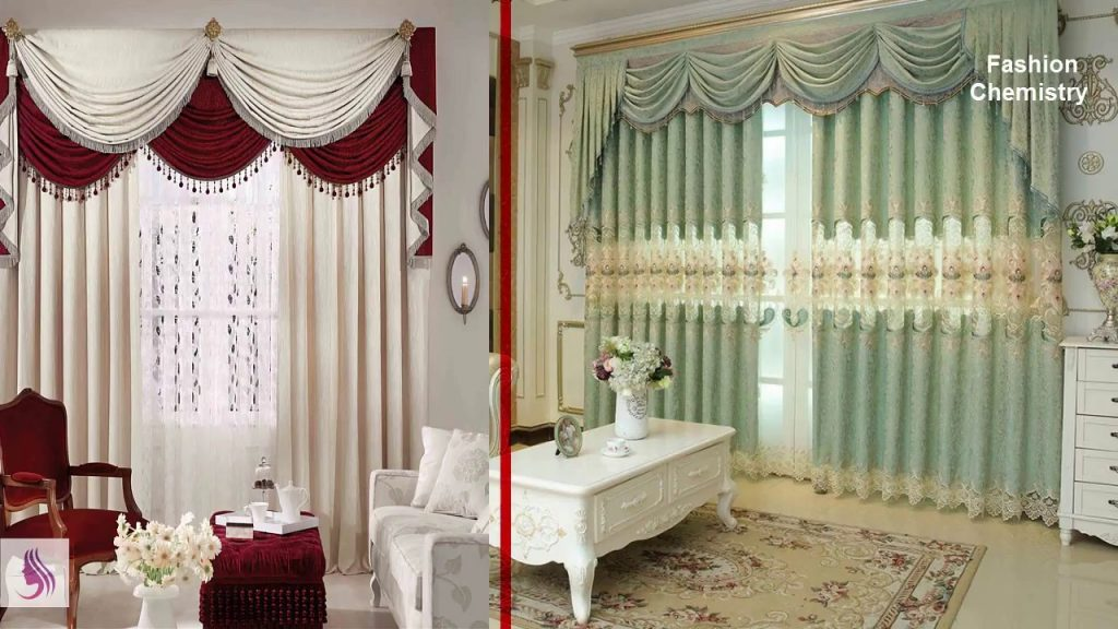 Top 50 Stylish Simple Curtain Designs Living Room Curtain Ideas