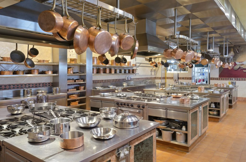 Top Commercial Kitchen Designs And Layouts That Make Work Easier