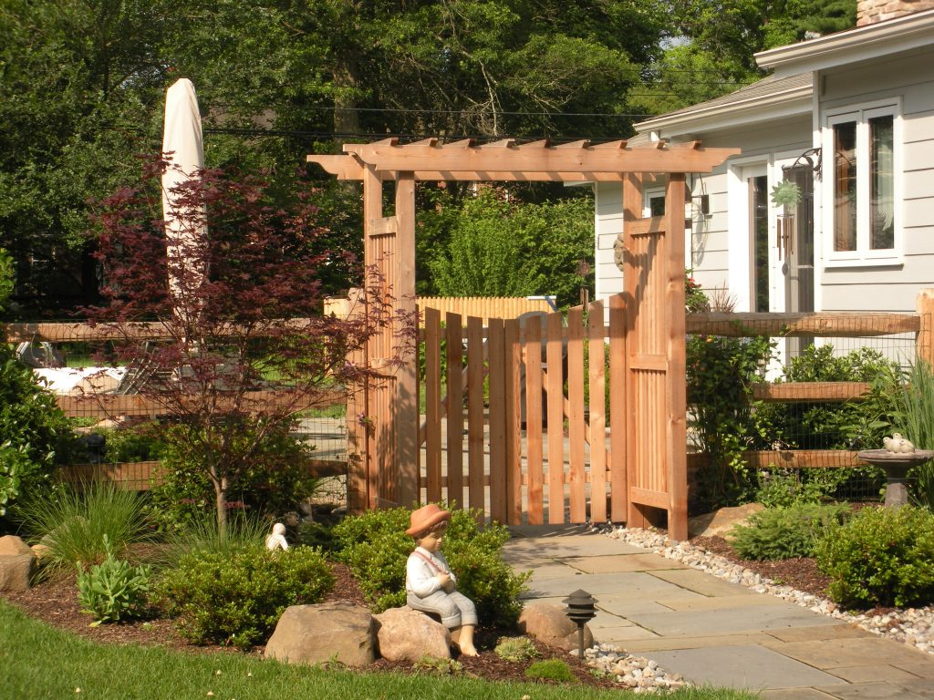 Trellis Design Garden Entrance Trellis Metal Arbor Laurel Garden