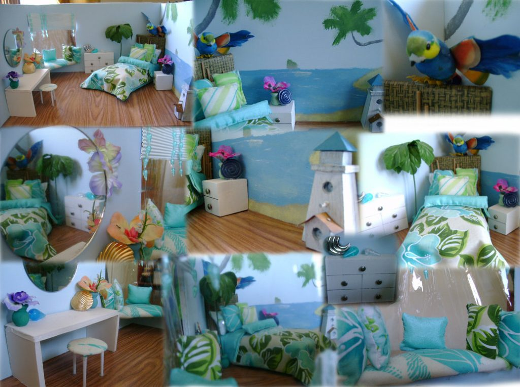 Tropical Themed Bedroom Ideas Design Idea And Decor Amazing