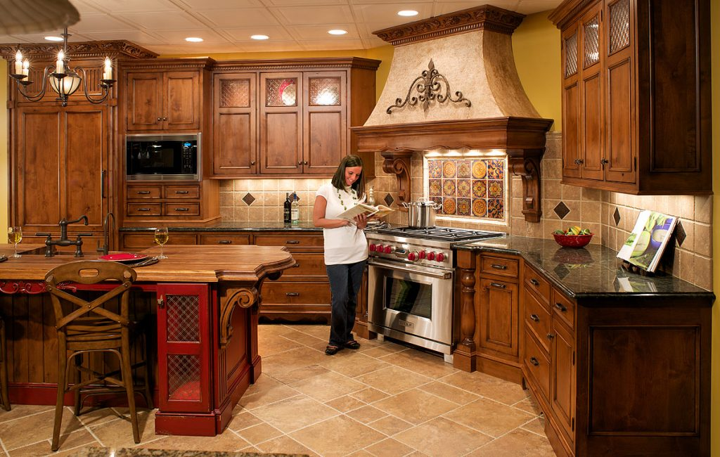 Tuscan Kitchen Design Ideas Kitchen Design