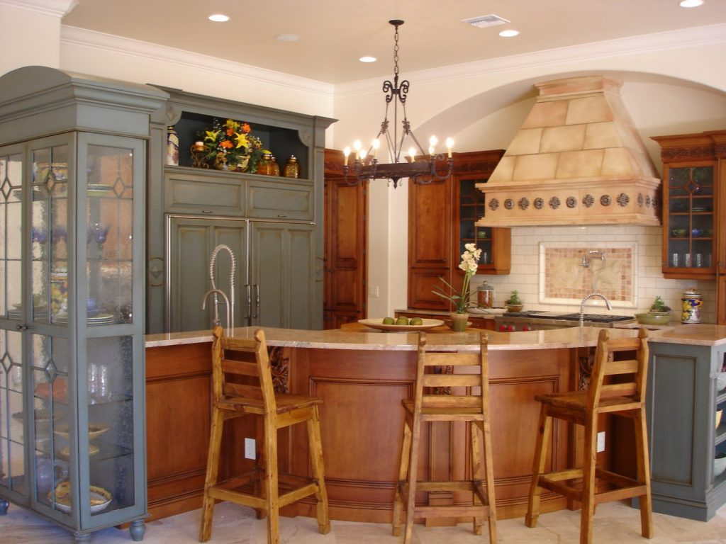 Tuscan Kitchen Design Kitchen Design