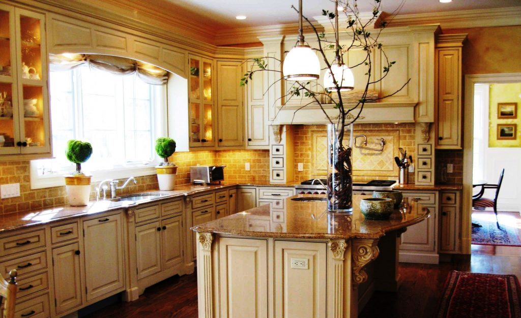 Tuscan Kitchen Interior Design Designs For Modern House Itsbodega