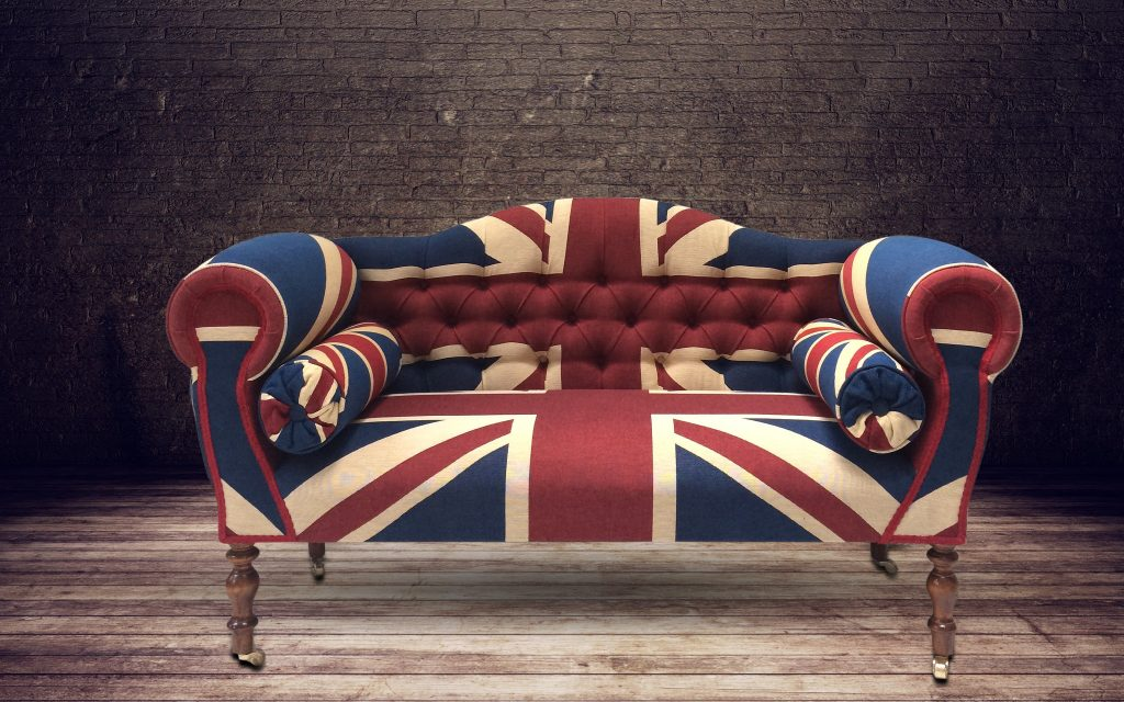 Union Jack Sofa British Made Free Delivery Elderflowerlane