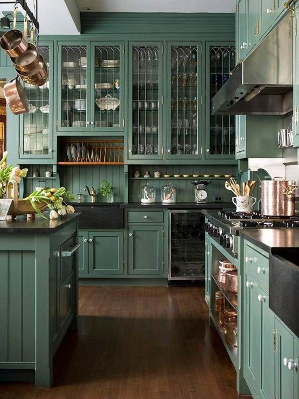 Victorian Style Kitchens Some Of These Elements Are Modern Kitchen