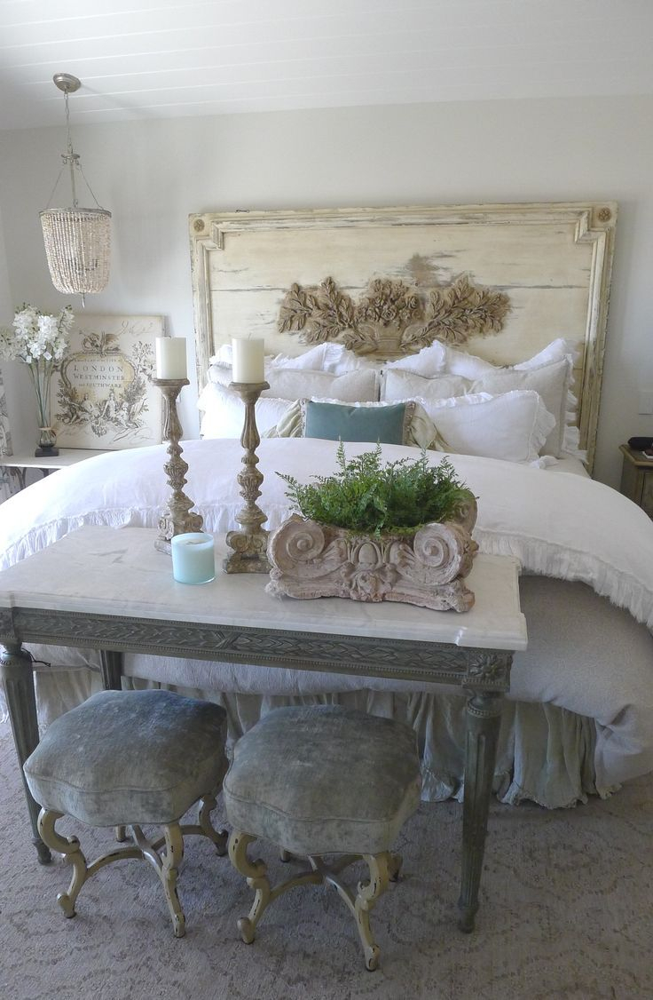 Vintage French Soul French Inspired California Beach House