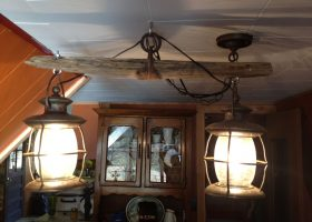 Western Decor Light Fixtures