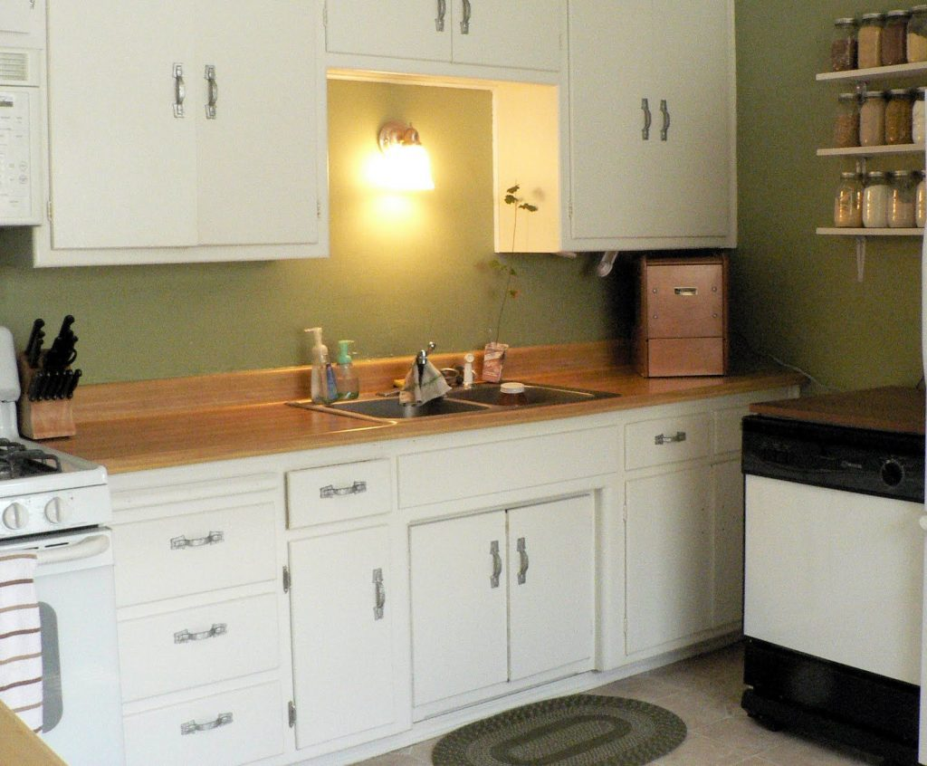 Sage Green Kitchen Cabinet Paint Layjao