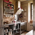 Rustic Industrial Kitchen Design Ideas