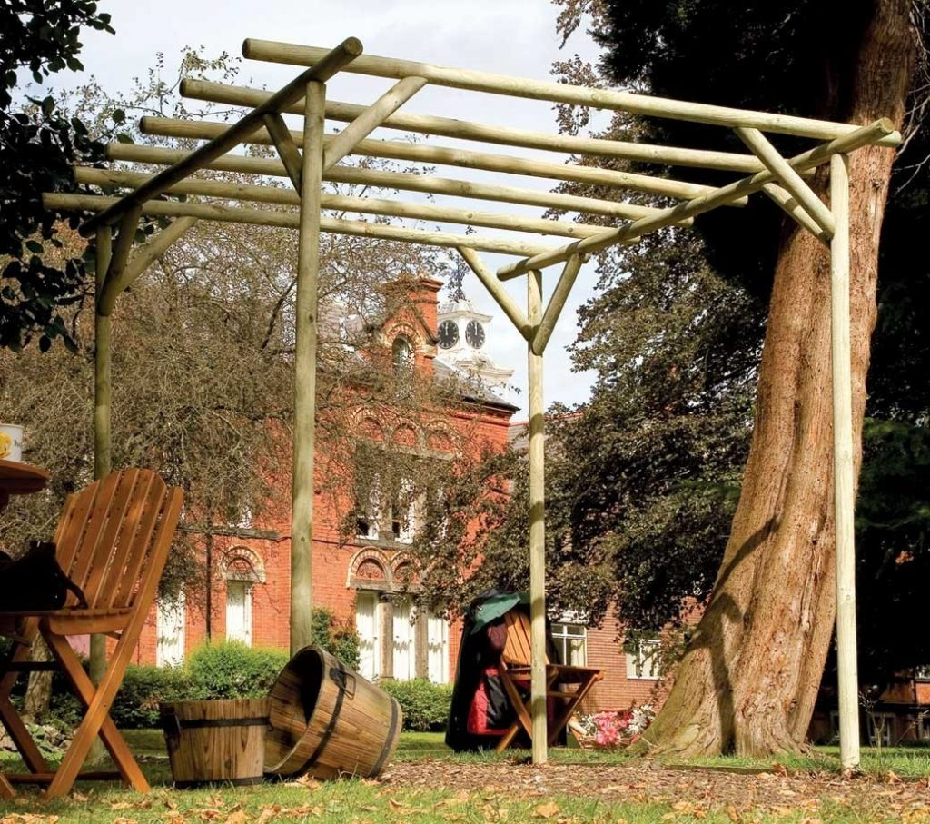 Wooden Pergolas Garden Pergola Kits For Sale Gazebo Direct