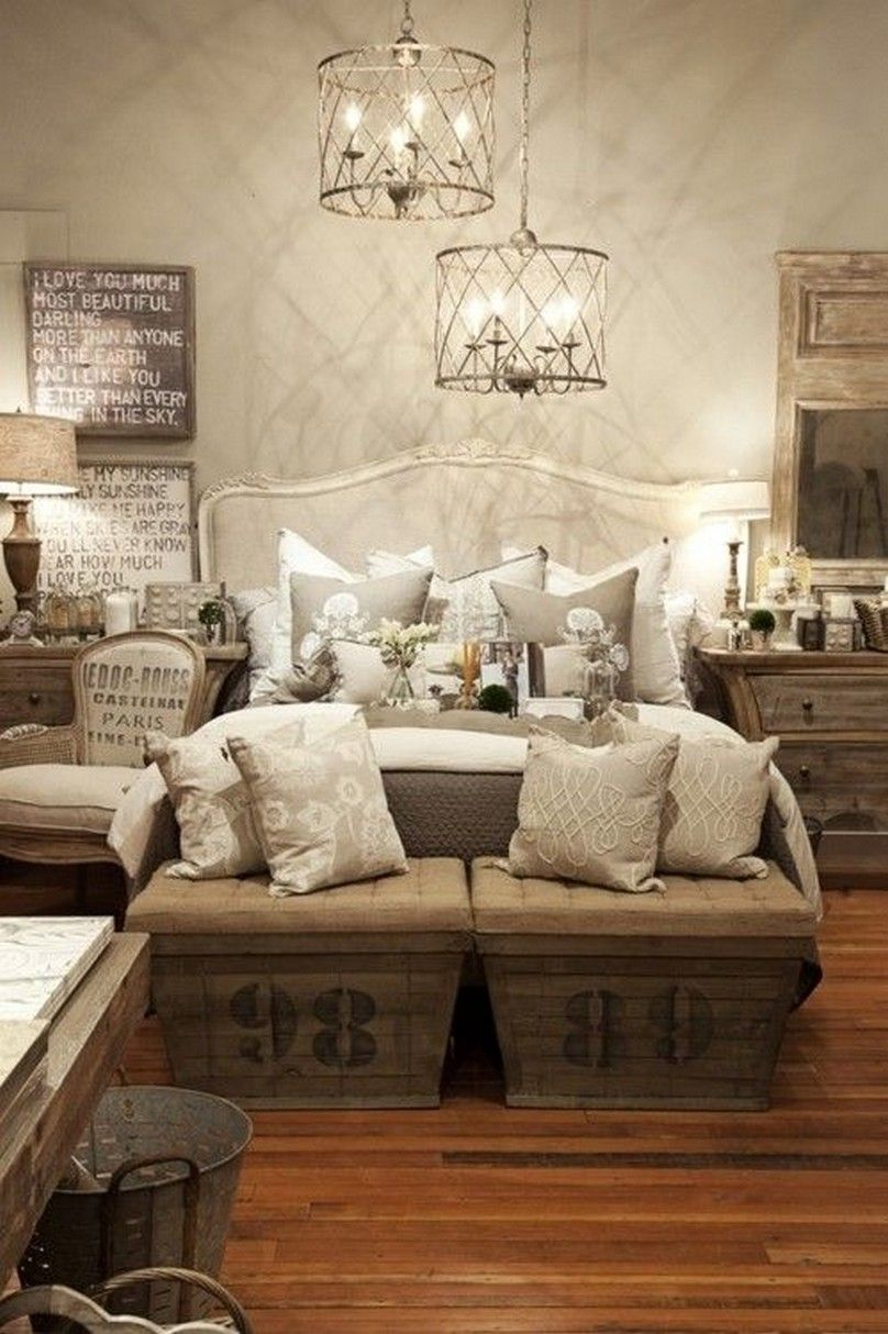 12 Ideas For Master Bedroom Decor Rooms And Furniture Farmhouse