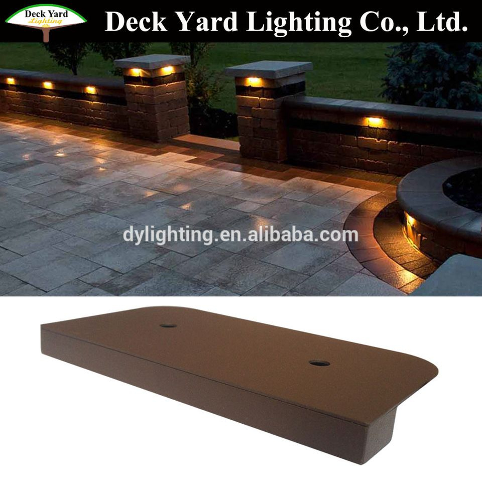 12v Led Under Deck Lighting For Landscape Lighting Distributor 3
