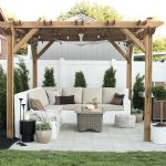 Back Yard Gazebos and Pergolas