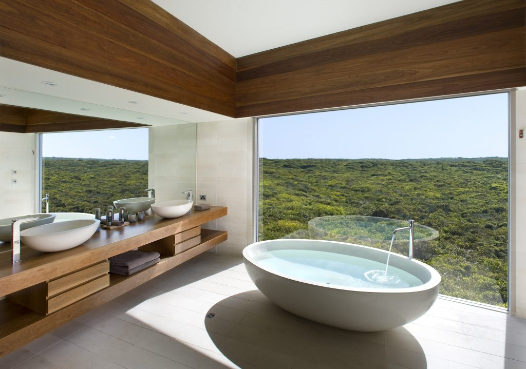 17 Beautiful Hotel Bathrooms Around The World Architectural Digest