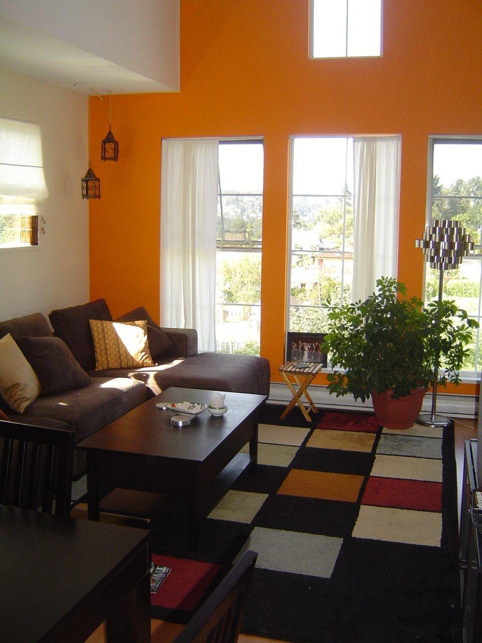 20 Burnt Orange And Green Living Room Orange And Blue Bedroom Ideas