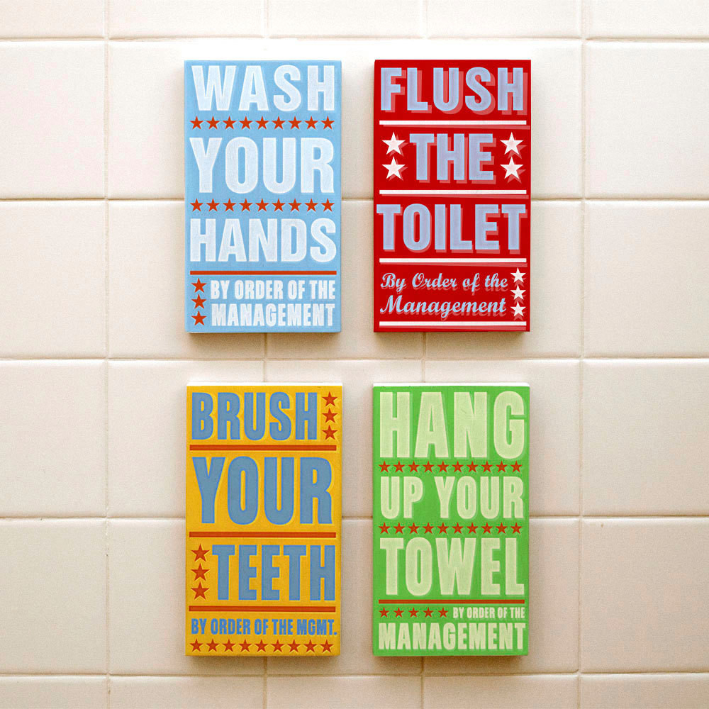 20 Of The Best Ideas For Kids Bathroom Wall Decor Bathroom Ideas