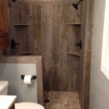 23 Stunning Tile Shower Designs In My House Small Rustic
