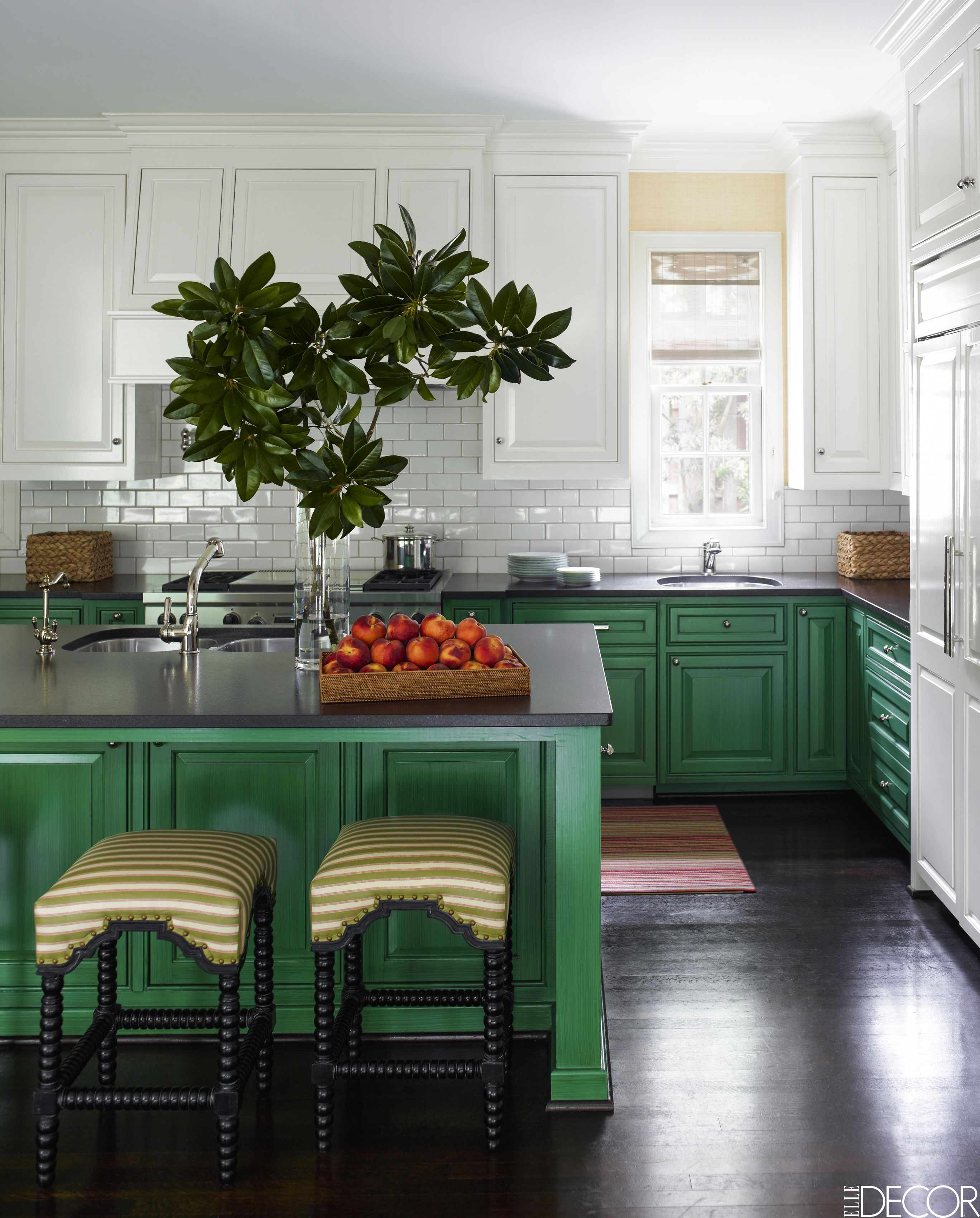 24 Green Kitchen Design Ideas Paint Colors For Green Kitchens Layjao
