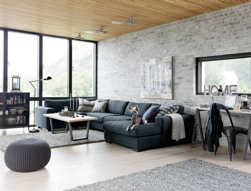 25 Best Industrial Living Room Designs Wow Decor