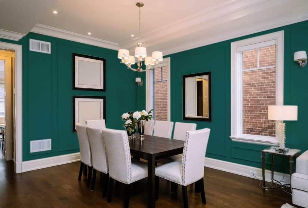 26 Dining Room Colors Compared