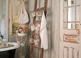 Rustic Chic Bathroom Design Ideas
