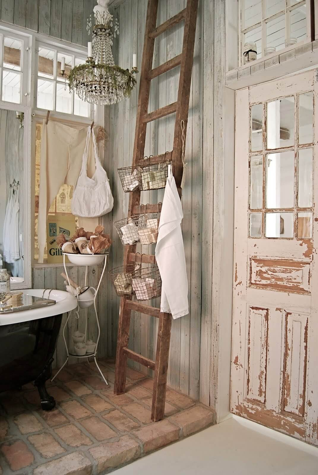 28 Best Shab Chic Bathroom Ideas And Designs For 2019