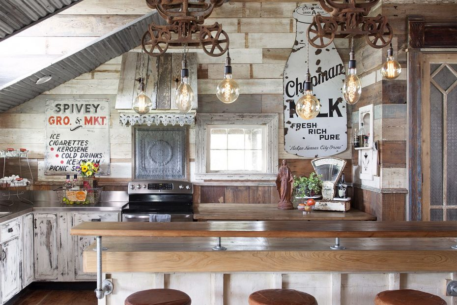 34 Farmhouse Style Kitchens Rustic Decor Ideas For Kitchens
