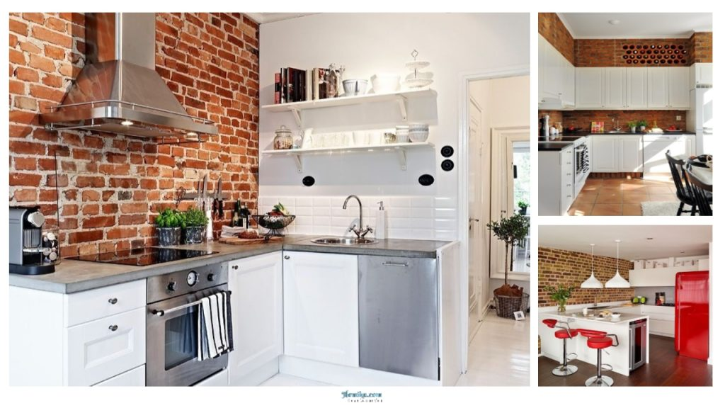 36 Fantastic Exposed Brick Kitchen Ideas For Anyone Who Loves Old