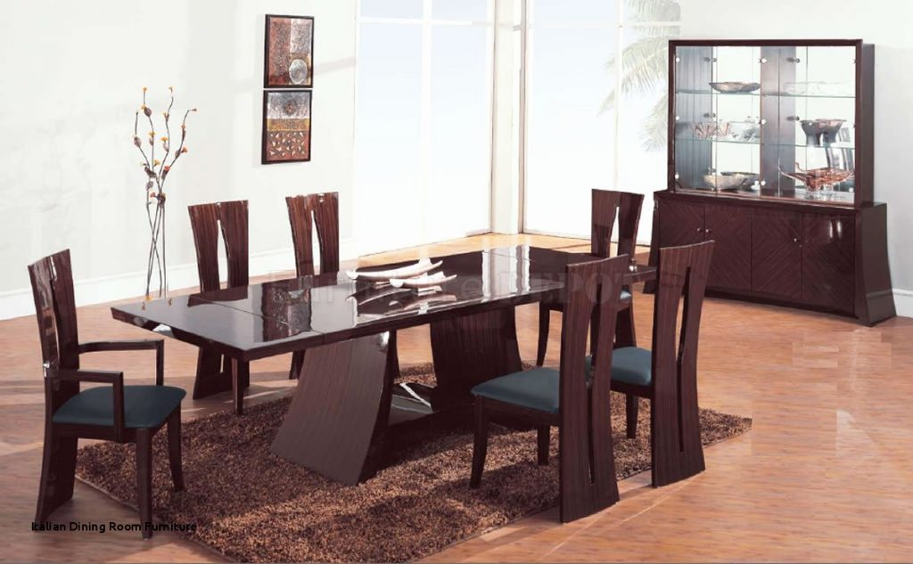 37 Italian Dining Room Furniture Finedest