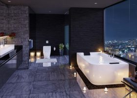 Bathroom Luxury with View