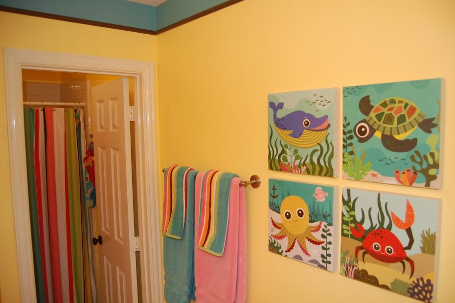 40 Stunning Pictures Of Kids Bathroom Decor Ideas That Will Rock