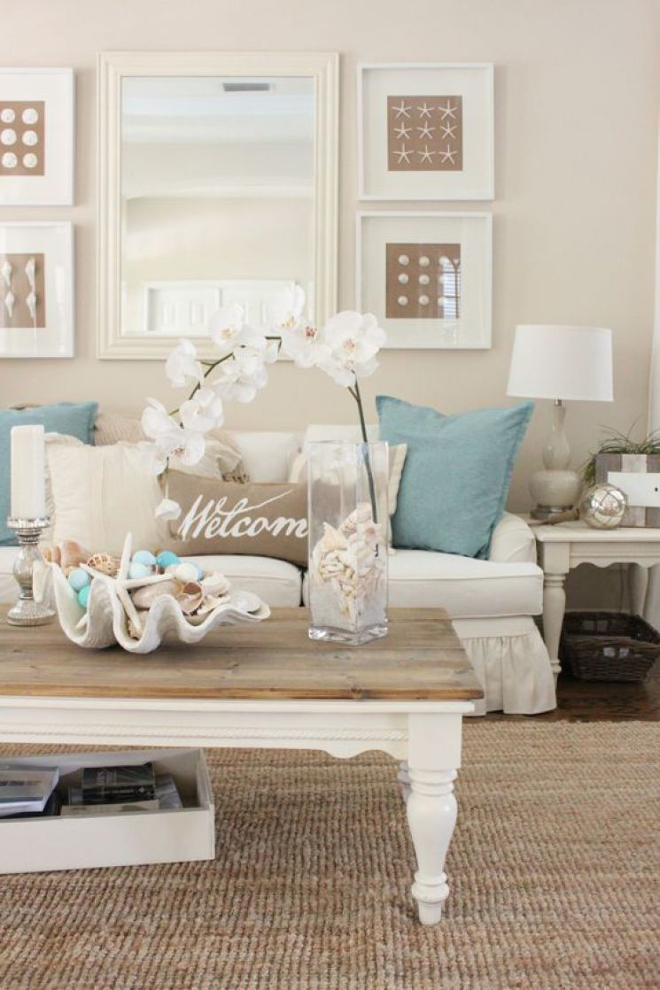 45 Beautiful Coastal Decorating Ideas For Your Inspiration Palm