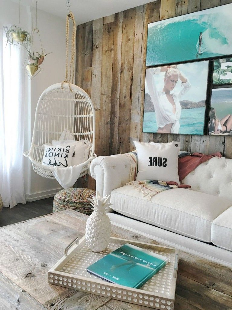 50 Warm Coastal Beach Living Room Decoration Ideas Page 22 Of 51
