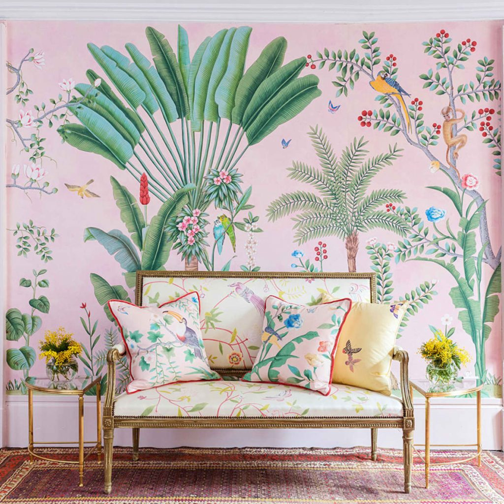 7 Swoon Worthy Chinoiserie Style Rooms Apartment Therapy