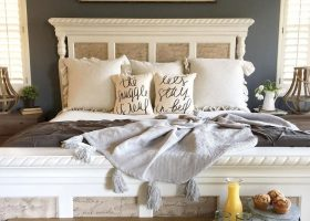 Farmhouse Decor Bedroom Decorating Ideas