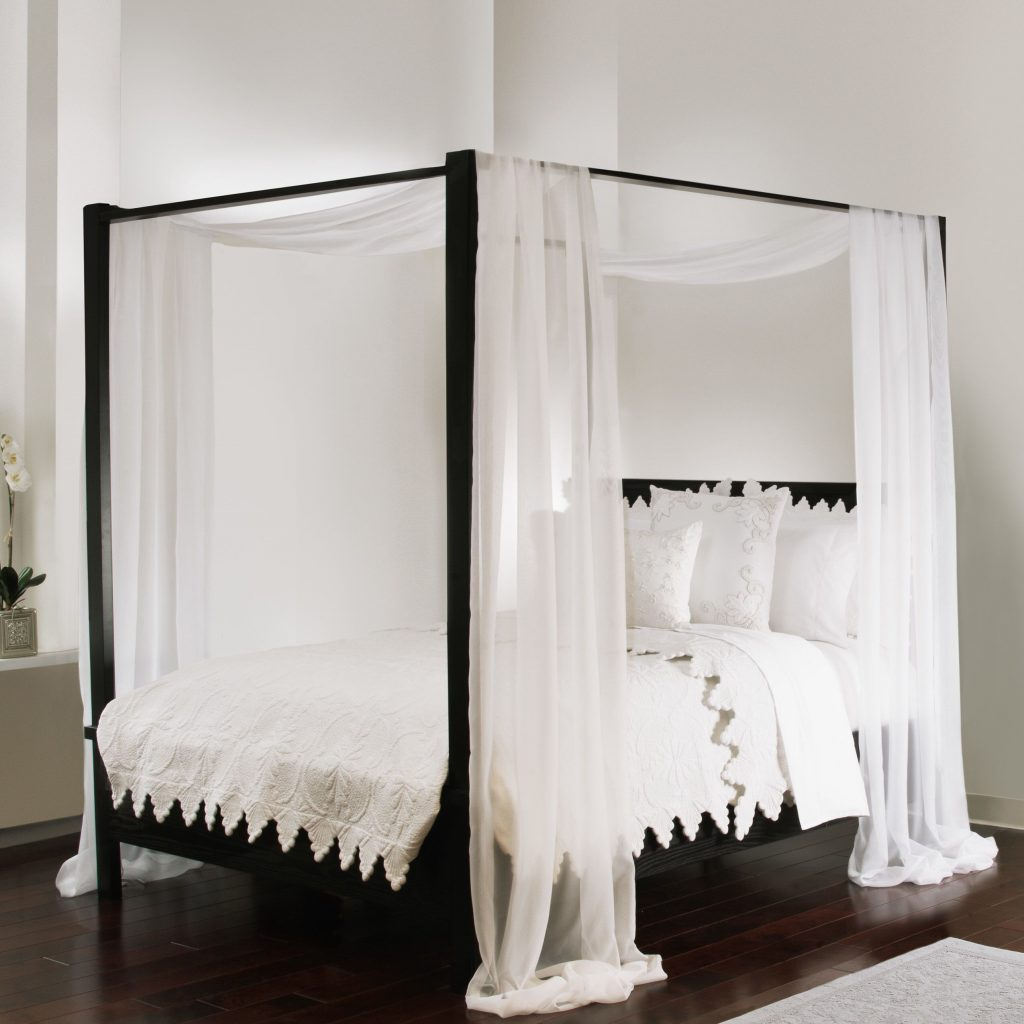Aida Bed Canopy Scarf In 2019 For The Home Canopy Bed Curtains