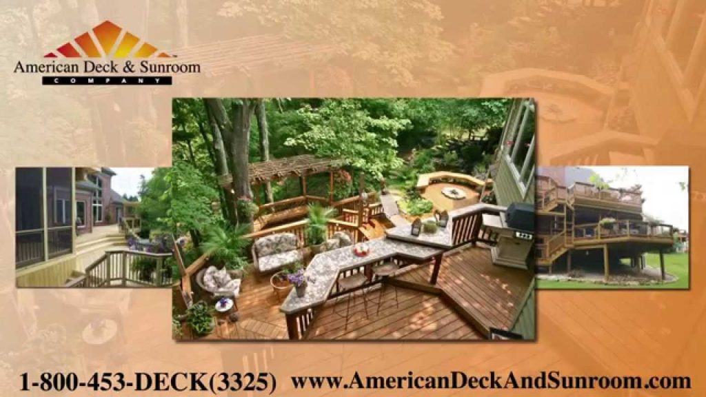 American Deck Sunroom