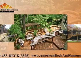 American Deck and Sun Room