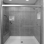 Apartment Decor Amusing Small Bathroom Designs Shower Stall Refer